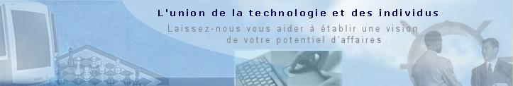 Réunissant la technologie et les individus